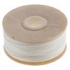 Nymo Bobbin- Size B Box 72yds/bobbin White Tex 30 80pcs/box